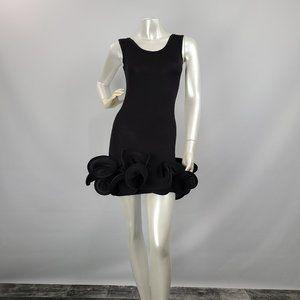 Miss Qute Black Dress Size S